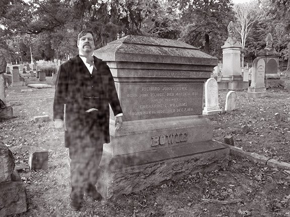 David, capturing the dedicated spirit of the distingished Judge Richard Johns Bowie