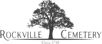 Rockville Cemetery Logo